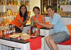 Free tasting Sombai Siem Reap Cambodia