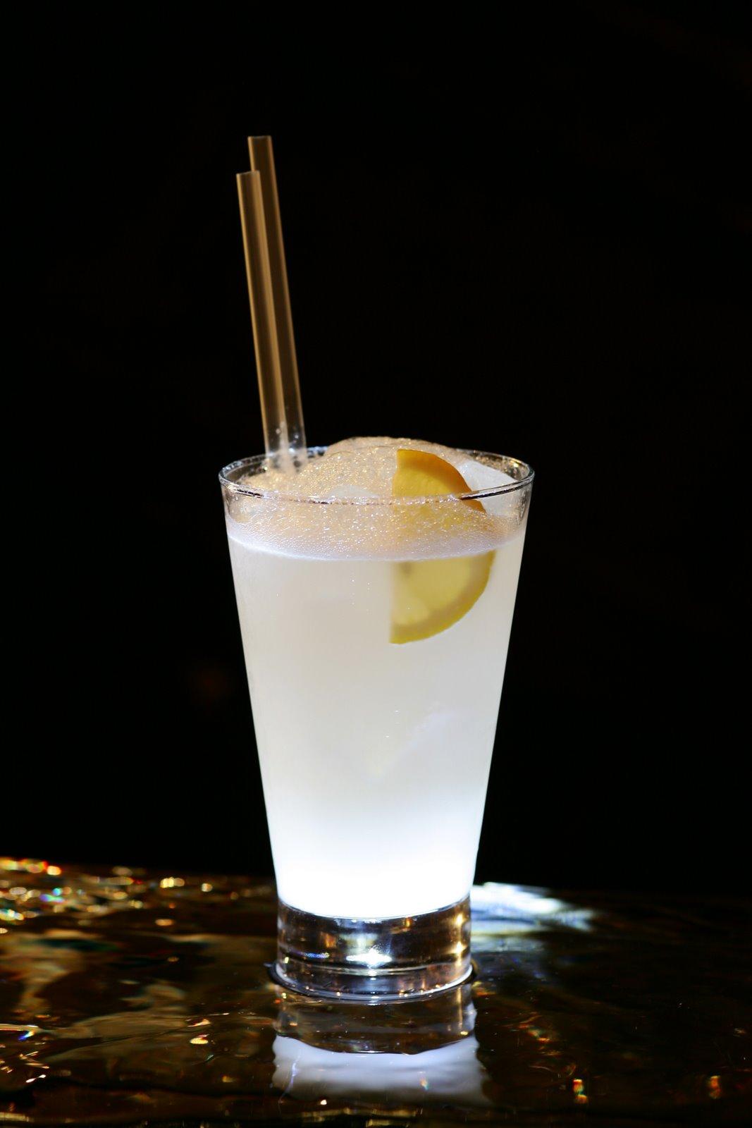 Sombai Fizz cocktail Siem Reap Cambodia