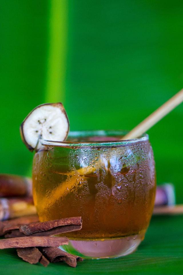 Sombai Strudel cocktail Siem Reap Cambodia