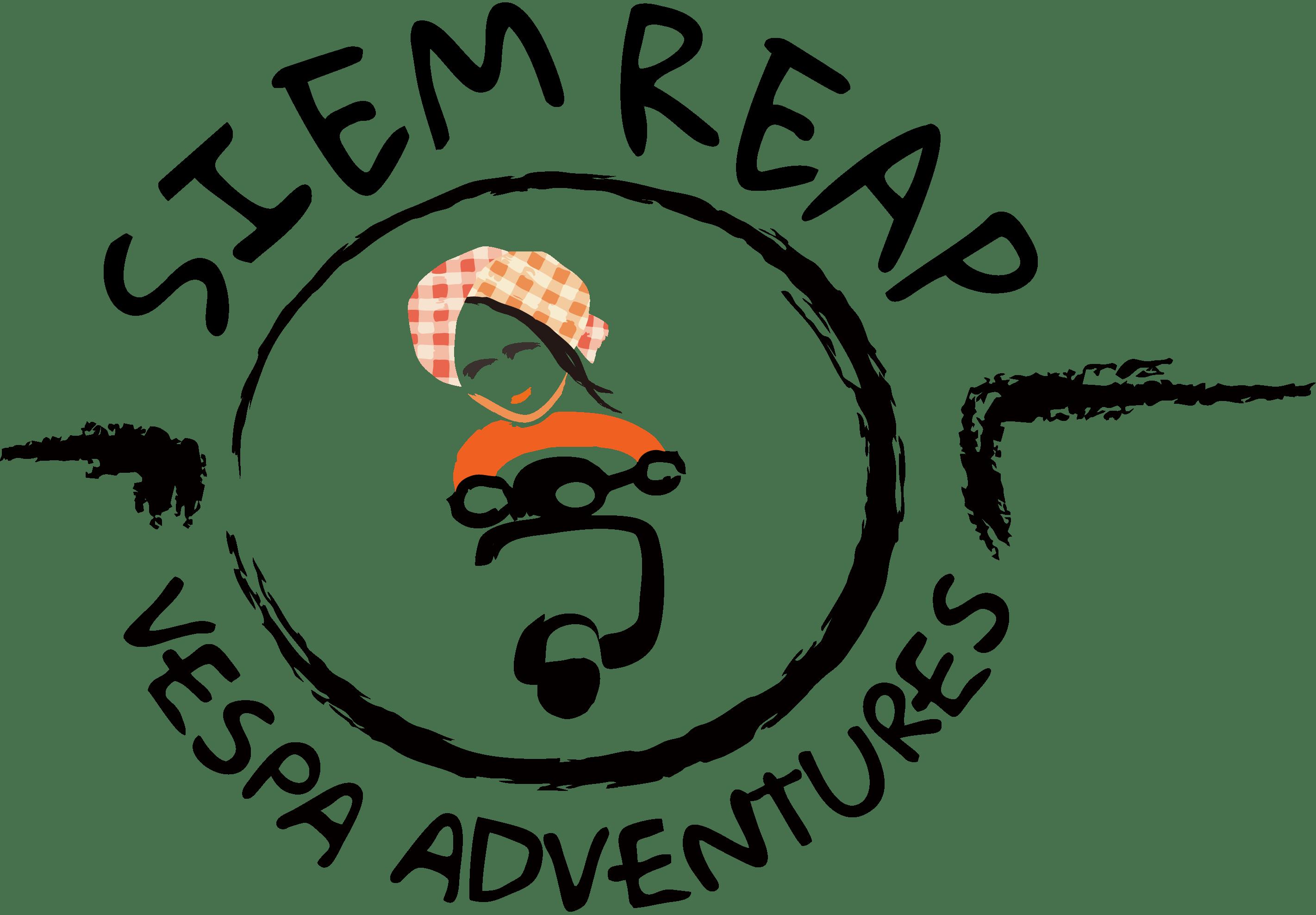 Logo Vespa Adventure Siem Reap