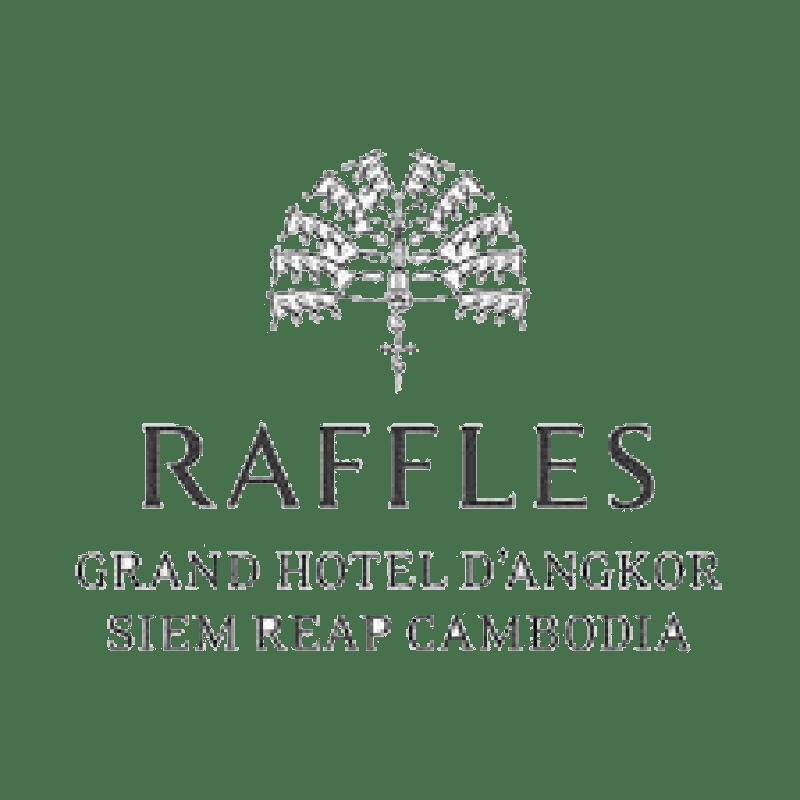 Raffles best Hotel Siem Reap Sombai liqueur