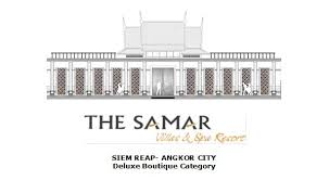 The Samar Villa best hotels in Siem Reap Sombai