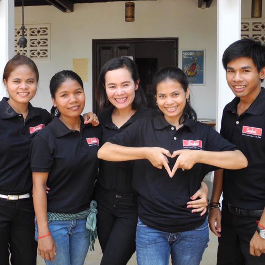 Sombai social business Siem Reap Cambodia